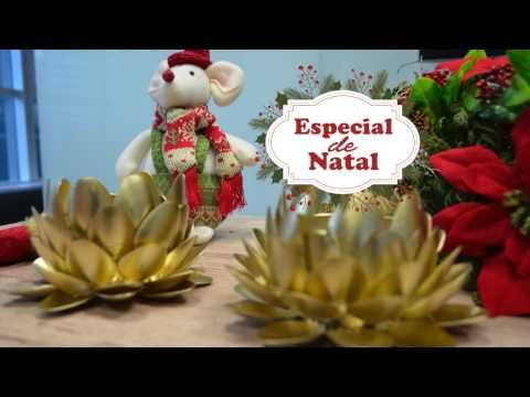 36 Enfeites de Natal Criativos para uma Decoração Exclusiva