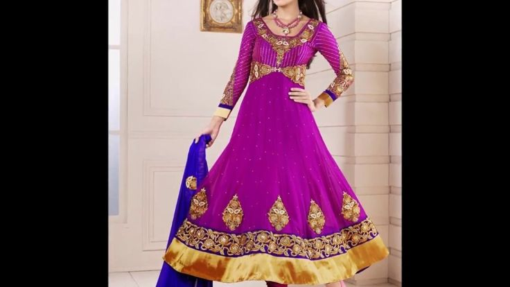 latest Beautiful and stylish fancy party Frock dresses