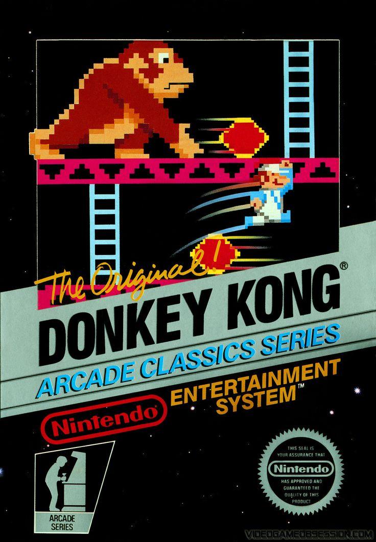Donkey Kong (Nintendo)