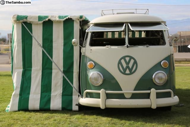 18 best VW BUS AWNINGS images on Pinterest | Travel ...