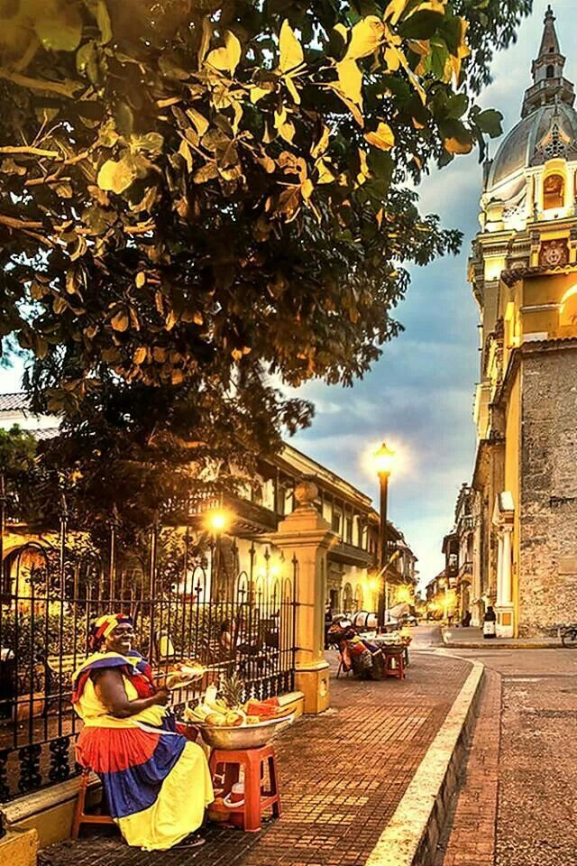 Cartagena, Bolívar department, #Colombia.  VacacionesReales.com