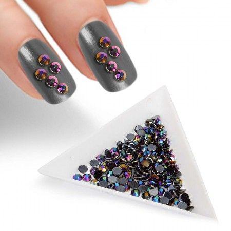 20 best my favorite bm nail art supplies images on pinterest 2mm black iridescent nail art studs 199 prinsesfo Gallery