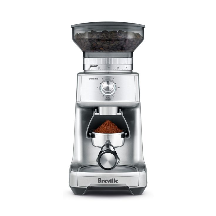 Personal Edge : Breville BCG600SIL Dose Control Pro Coffee Grinder - Silver