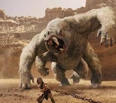 Great White Ape (OGL/D&D 3E Monster)   d-infinity