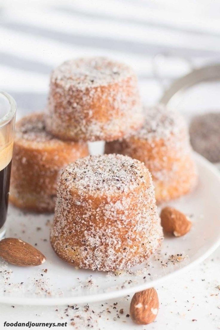 Swedish Almond & Cardamom Mini Cakes PIC1 foodandjourneys.net
