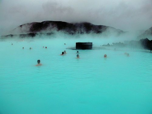 Blue Lagoon Iceland Want