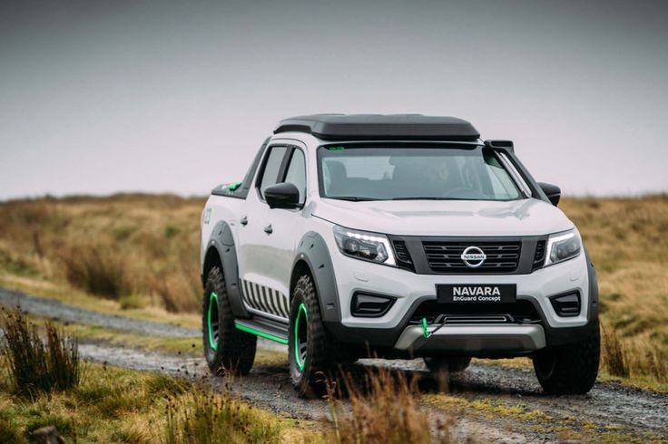 Nissan Navara EnGuard Concept Previews Tomorrow's Rescue Trucks - http://carparse.co.uk/2016/09/21/nissan-navara-enguard-concept-previews-tomorrows-rescue-trucks/