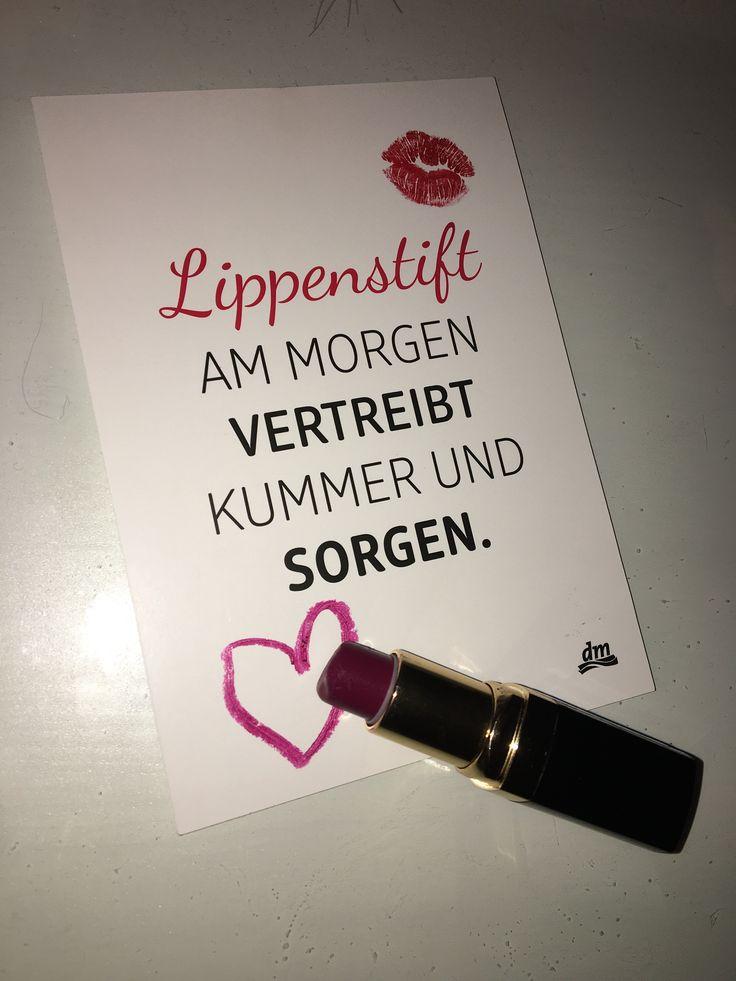 Ist nur ein Spaß spruch🤗❤️ alle Bilder in diesem Ordner die noch kommen sind von mir selber photographiert wurden🤗hoffe sie gefallen euch #Lippenstifte #spruch #liebe #kummer #spaß #schön 💗