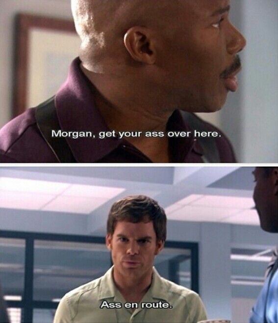 Dexter and Doakes | Quotes | Season 1