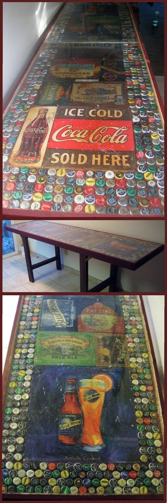 Homemade beer pong table - Beer Pong Table