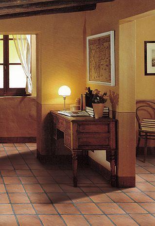 30x30 cotto verona cer mica roja medidas 30x30 modelo for Modelos de ceramica para pisos de sala