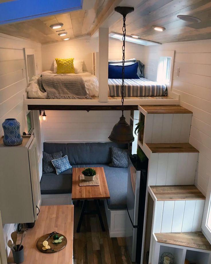 The Rocky Mountain Tiny Family Vacation Home  Built by: Tiny Heirloom