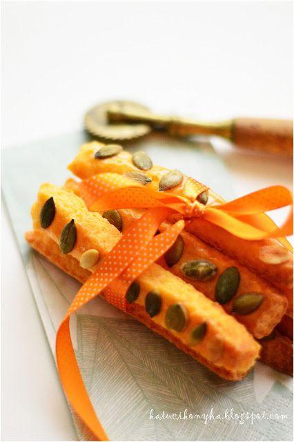Katucikonyha: Cheddar sajtos rúd - tökmaggal, még sütőpor sem kell hozzá