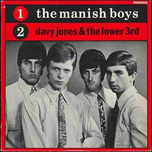 Davy Jones aka Bowie
