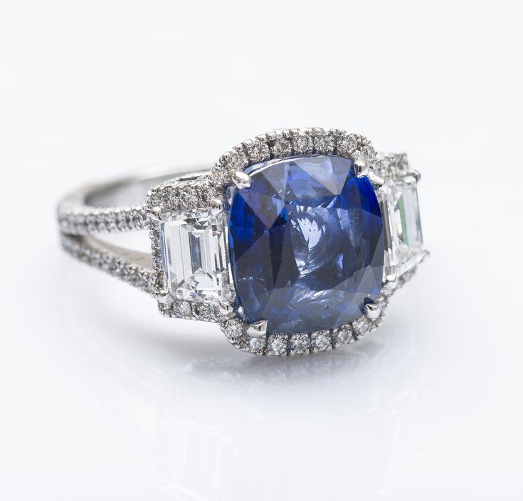 Bien-aimé Les 25 meilleures idées de la catégorie Bagues diamants baguette  ID93