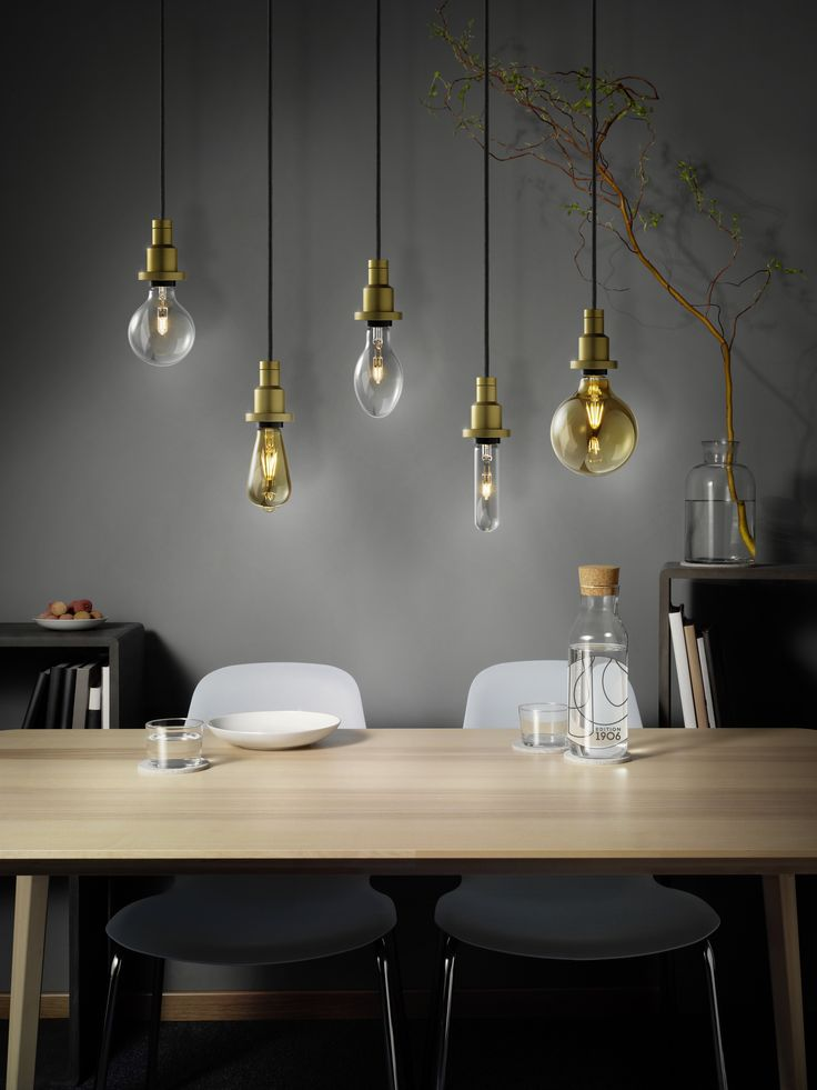 Popular Modern LED bulb with a vintage look and feel Osram