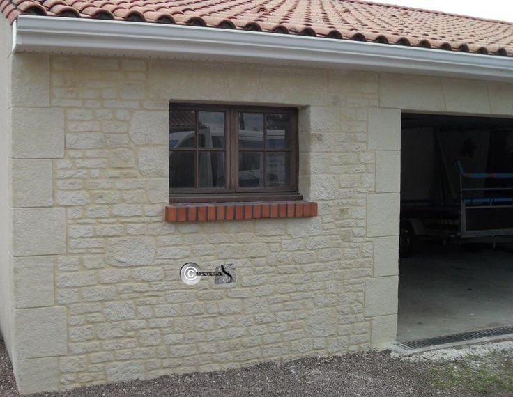 17 meilleures id es propos de murs en pierre fausse sur pinterest chemin es en pierre fausse. Black Bedroom Furniture Sets. Home Design Ideas