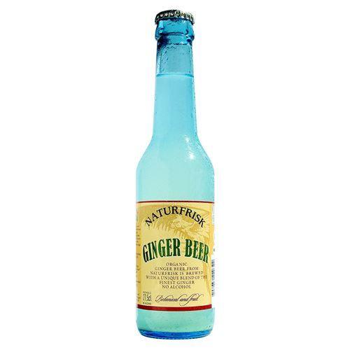 5/5 Ginger Beer EKO 27,5cl Naturfrisk: toppengod med bra kryddighet, inte för söt och lätt kolsyra!
