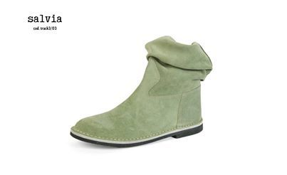 #salvia #summerboot #suede #pastel #lerews