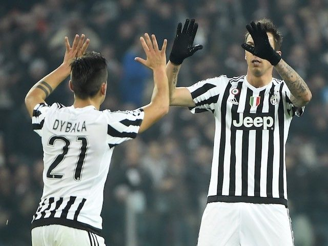 Result: Paulo Dybala hits brace in Juventus win