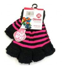 Winter Thermal Funky Fingerless Gloves