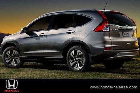 2016 Honda CRV 2016 Honda CRV – A year back, the Honda CR-V got a couple of perceptible ov...