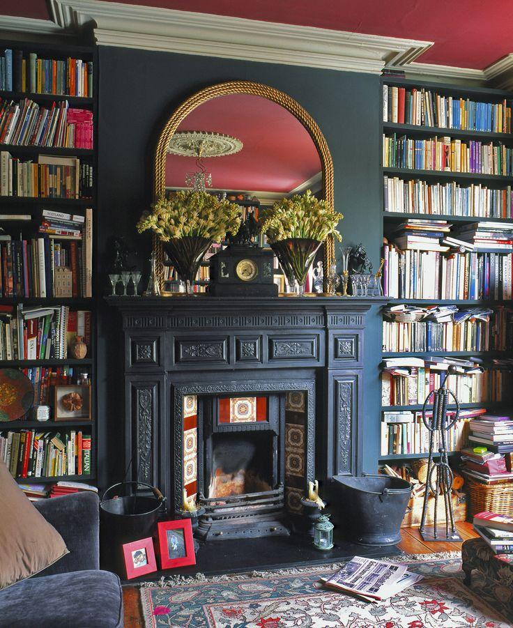 12 Heimbibliotheken im tadellosen Stil #heimbibli…