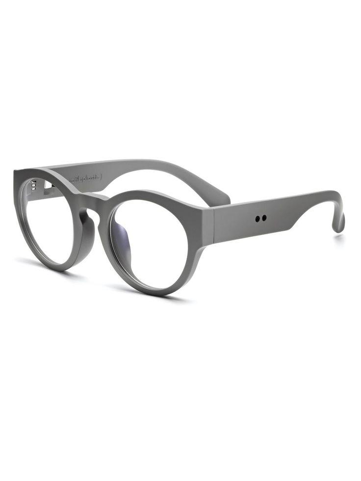 Grafik Plastic - Glow Clear Glasses