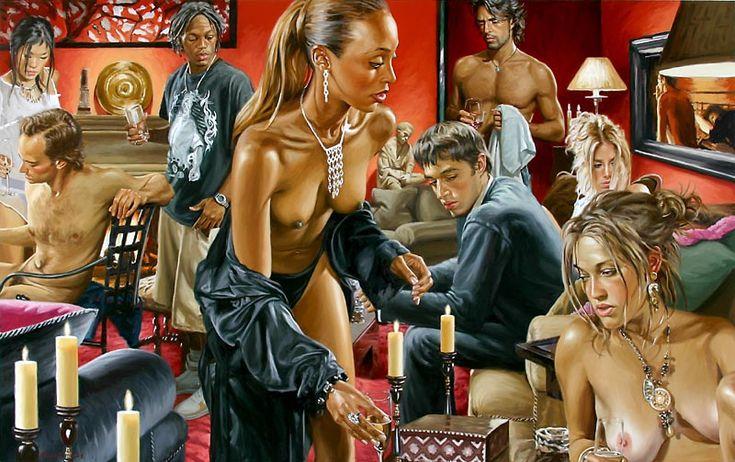 Золотая молодежь эротика 15