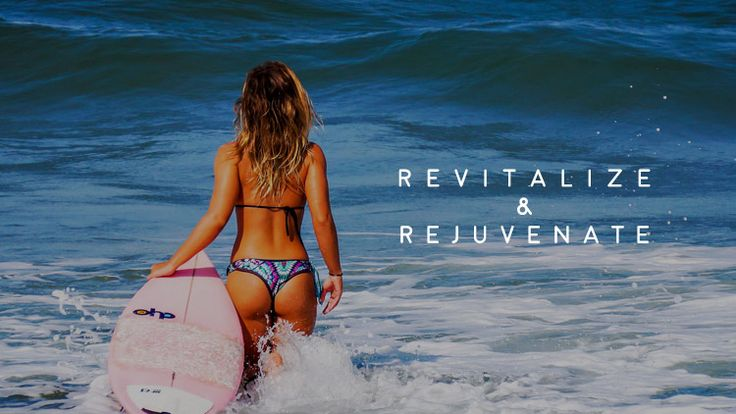 Vacation: Revitalize and Rejuvenate | Olivier Health Tips
