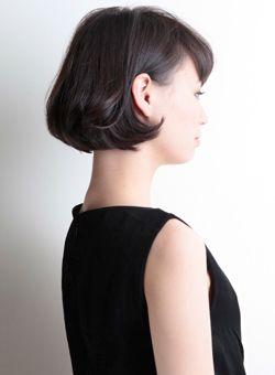 黒髪でもOK『水原希子風ボブ』/ACQUA omotesandoの髪型・ヘアスタイルカタログ