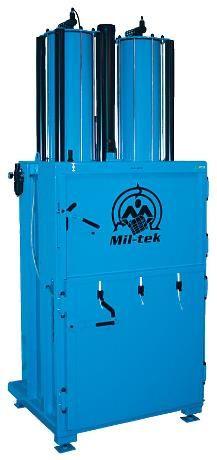 Mil-tek 306HD Cardboard & Plastic Baler