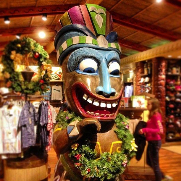 Disney's Polynesian Village Resort in Lake Buena Vista, FL
