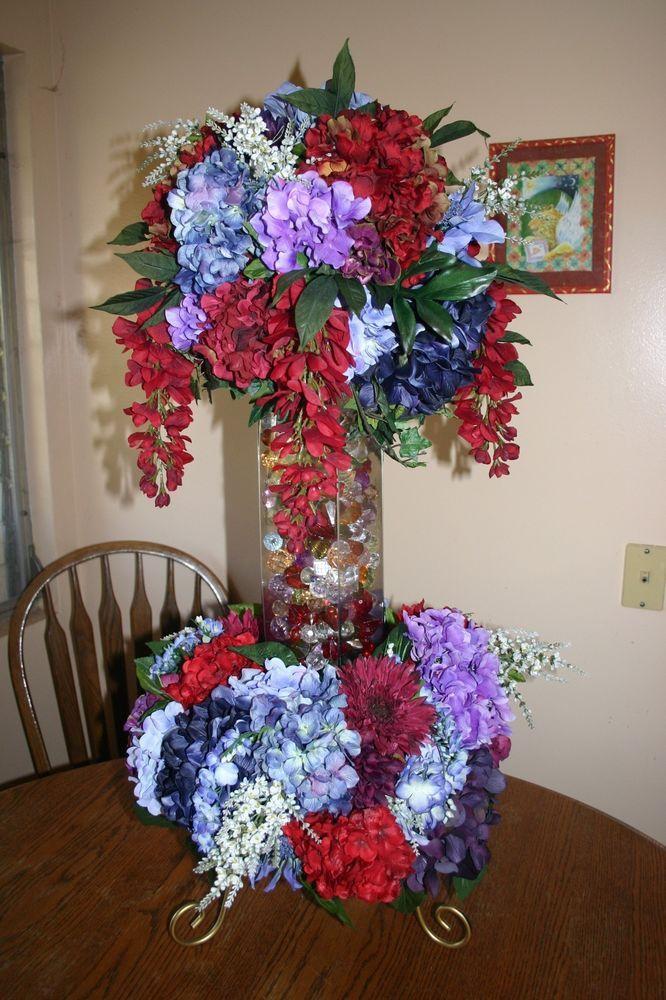 Images about tall flower arrangements on pinterest