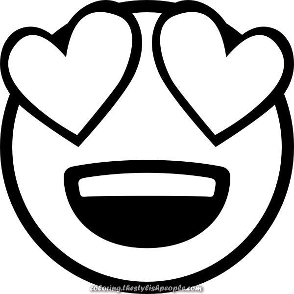 Emoji Coronary Heart Coloring 9328423948 Coronary Heart Coronary