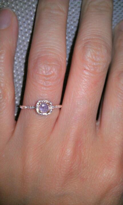 Trending Lovely pink classic rough diamond ring cute isn ut it email info