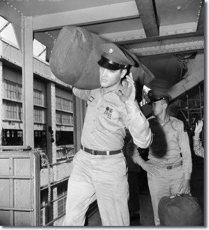 11-Elvis presley 22 September 1958 Brooklyn Army Terminal