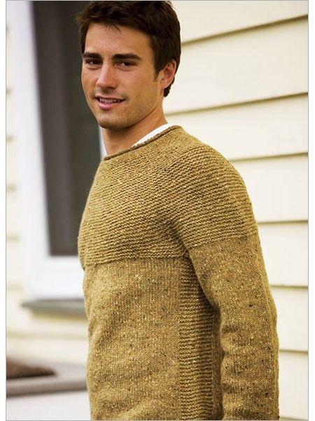 Free Knitting Patterns Mens Sweaters : 25+ best ideas about Sweater Patterns on Pinterest Knitting projects, Knitt...