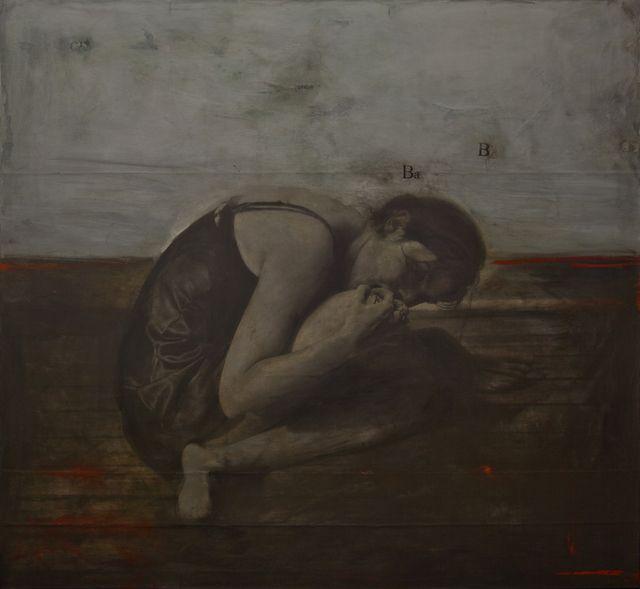 Ismet Dogan, 'I Eat Myself,' 2011