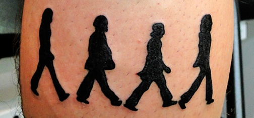 beatles tattoo - Google Search