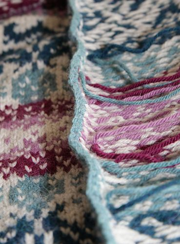 27 best Fair Isle images on Pinterest | Fair isles, Rowing and ...