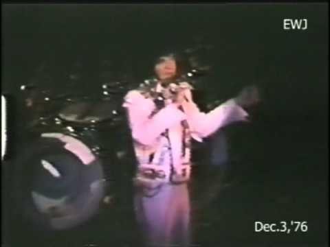 elvis presley - las vegas 3 december 1976 - full show, video and audio