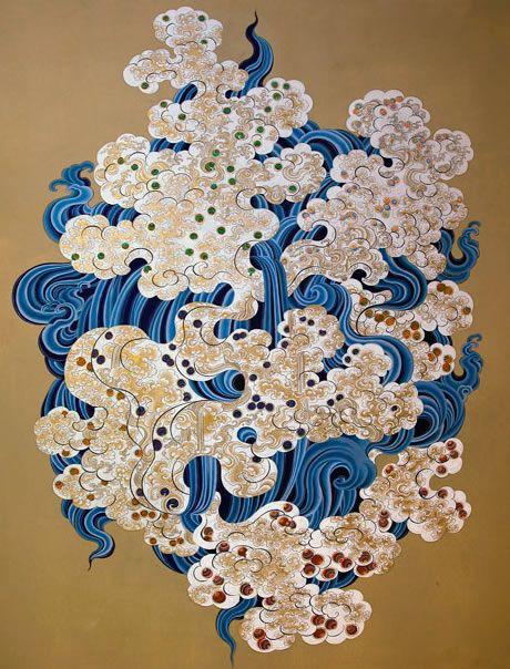 Contemporary Tibetan art