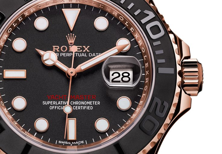 Rolex Yachtmaster Everose 116655 Watch Review and Best Price