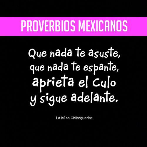 Refranes y dichos mexicanos para compartir