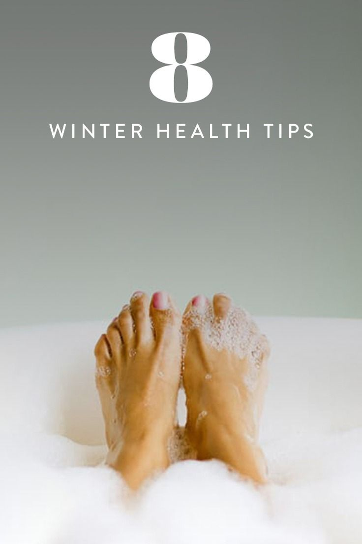 It happens every winter: You get a flu shot, you bundle up and you get plenty of rest. But somehow, the office bug catches up with you and you end up in bed for four days. Not this year. This is how to keep your immune system in top shape this winter.