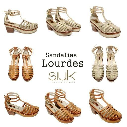Sandalias de tiras LOURDES