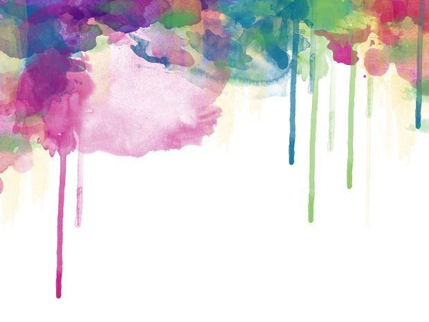 Colour Drips