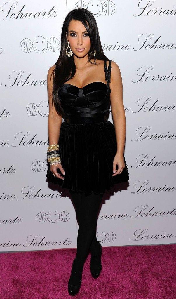 Best Kim Kardashian Dresses