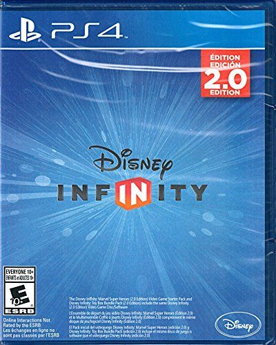 Disney Infinity 20 Marvel Super Heroes PS4 Replacement Game Only  No Base or Figures Included *** Click on the image for additional details.